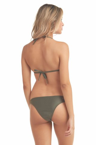 biquini frente unica colar metal marrakesh verde ravena 837133 new beach