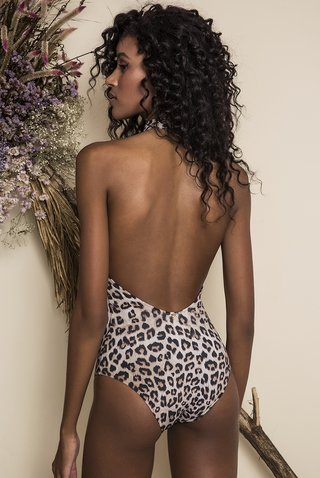 body high neck animal print leona 501820 gapaz