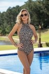 body high neck animal print 501820 gapaz
