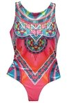 body de veludo flores flavia 847204 new beach