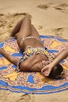 Image of biquini ciganinha babados estampado artesanato 847153 new beach