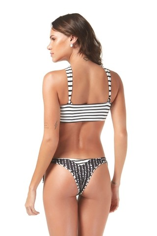 Image of Cropped listrado Maisa 777139 - New Beach