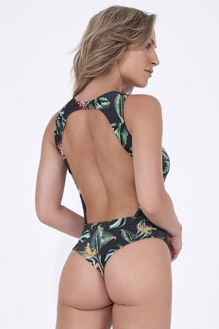body estampado arara alexandra 937204 new beach