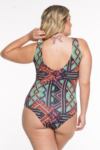 body plus size estampado 6058 maryssil