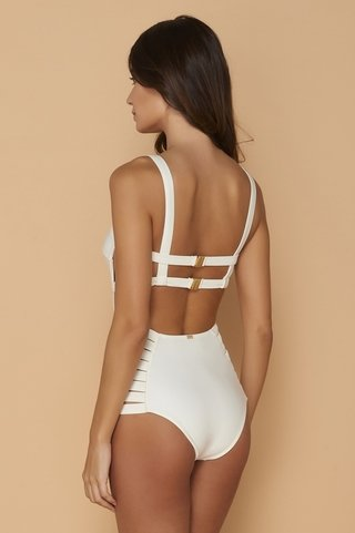 maio strappy cut out off white sol 945 mos