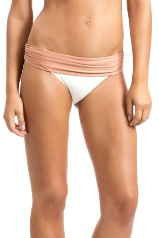 Tanga veludo off white Band Rose Quartz Celine  44321 Live