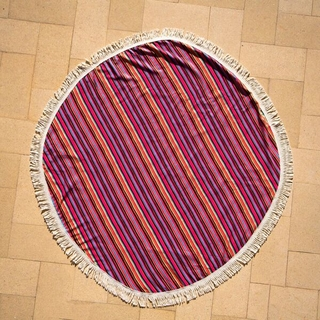 Round Towel Cores Diversas - Hy Brasil on internet