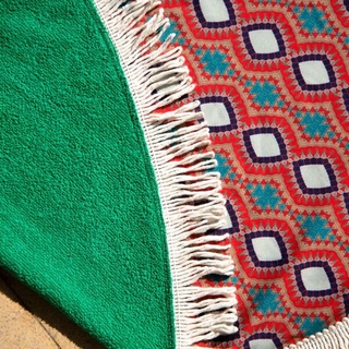 Round Towel Cores Diversas - Hy Brasil - online store