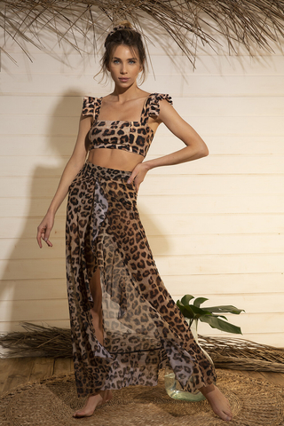 saia pareo animal print leopard moon 202133
