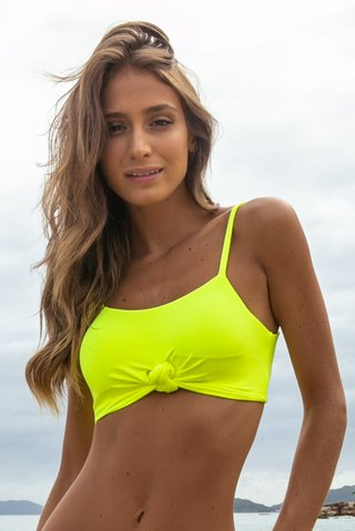 top neon cropped amarelo avulso pati hb160 hy brasil