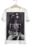 Camiseta Masculina Savage