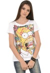 Camiseta Feminina Simpsons