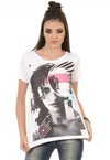 Camiseta Feminina Freedom Wings
