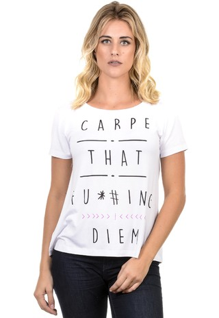 Camiseta Feminina Carpe That