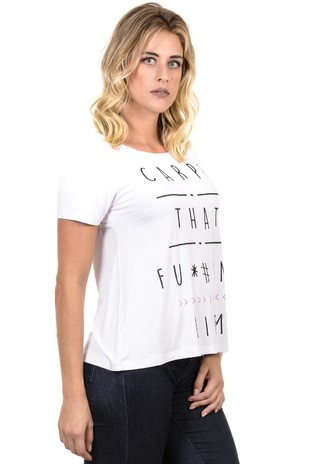 Camiseta Feminina Carpe That - comprar online