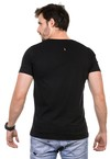Camiseta Masculina Back 2 Black na internet