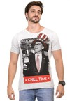 Camiseta Masculina Chill Time