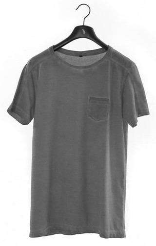 Camiseta Masculina Colors Chumbo