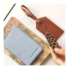 Passport Cover Pale Blue - comprar online
