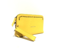 GIGI SMALL CLUTCH YELLOW