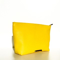 Olympia Clutch II Yellow