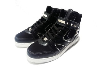 ZAPATILLAS BLACK UNISEX MODELO BP000501