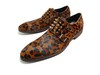 ZAPATOS ANIMAL PRINT TACHAS FI013142