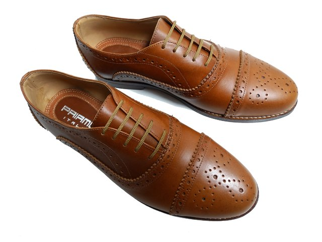 ZAPATOS BROGUE HABANO PX000545 en internet