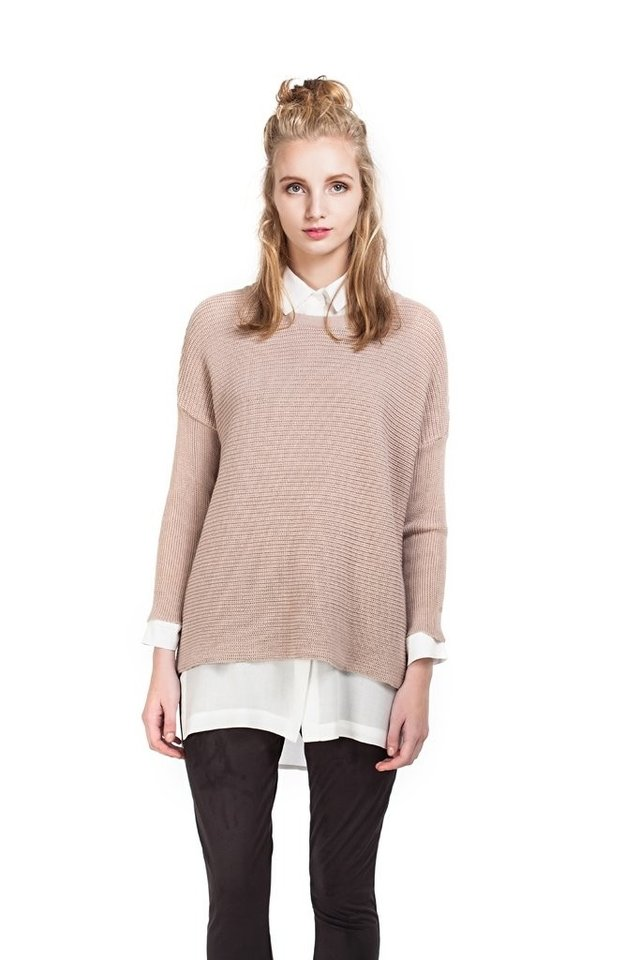 SWEATER ROXY Nude