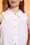 CAMISA AGATHA OFF WHITE