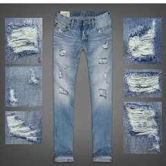 Abercrombie Jeans Masculino