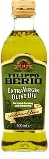Filippo Berio® EXTRA VIRGEN BOTELLA X 500 ML.