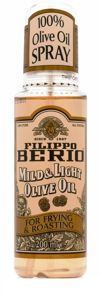 Filippo Berio® OLIVA MILD & LIGHT SPRAY 200 ML.