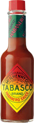Tabasco Mcilhenny® chipotle (ahumado) 150 ml.