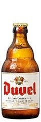 Duvel golden ale, botella 330ml