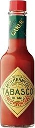 Tabasco Mcilhenny® Garlic 150 ml.
