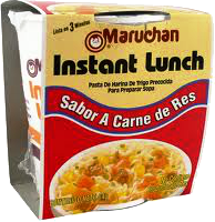Maruchan® Instant Lunch Carne