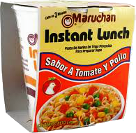 Maruchan® Instant Lunch Tomate y Pollo