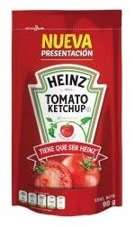 Heinz® Ketchup doy pack 90g