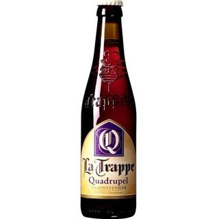 La Trappe® quadrupel botella 750 ml