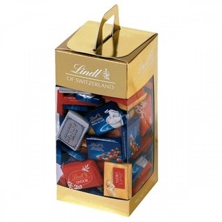 Lindt®, napolitans assorted 350 g.