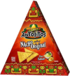 Antojitos® nacho original box pack x 150 g.