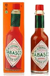 Tabasco Mcilhenny® Rojo 60 ml.