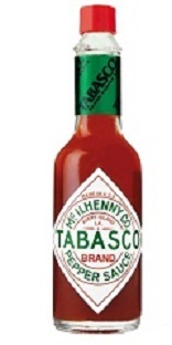 Tabasco Mcilhenny® Rojo 150 ml.
