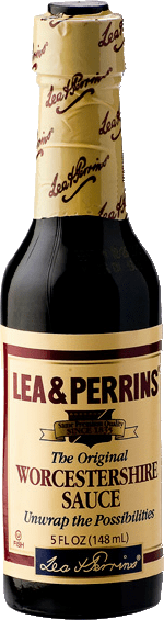 Lea Perrins® Salsa Inglesa botella x 150 ml.
