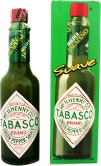 Tabasco Mcilhenny® Verde 60 ml.