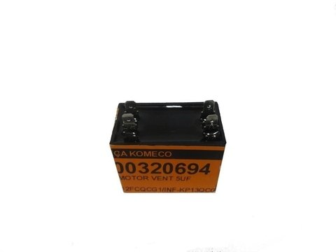 CAPACITOR DO MOTOR 5UF - KOMECO KOW 12QC G1