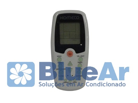 Controle remoto KOMECO BZS/ABS/LTS/MXS/ 07-18 LX HX - comprar online
