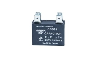 CAPACITOR DO MOTOR MIDEA CARRIER 42MTQB22M5