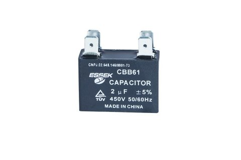 CAPACITOR DO MOTOR MIDEA CARRIER 42RYQA022515LA